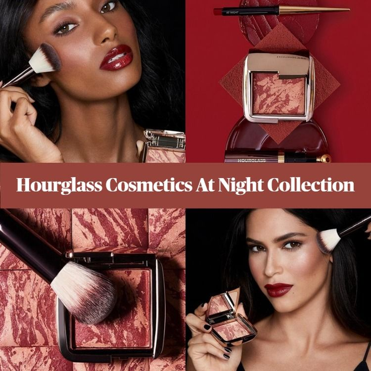 Hourglass Cosmetics At Night Collection