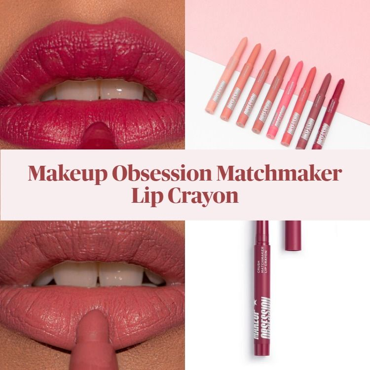 New! Makeup Obsession Matchmaker Lip Crayon