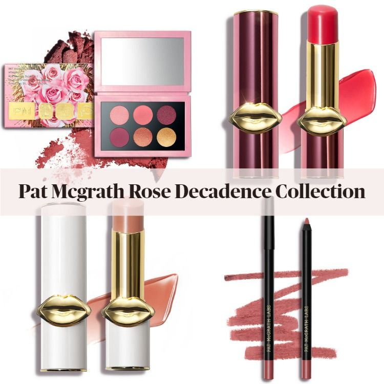 Sneak Peek! Pat McGrath Rose Decadence Collection