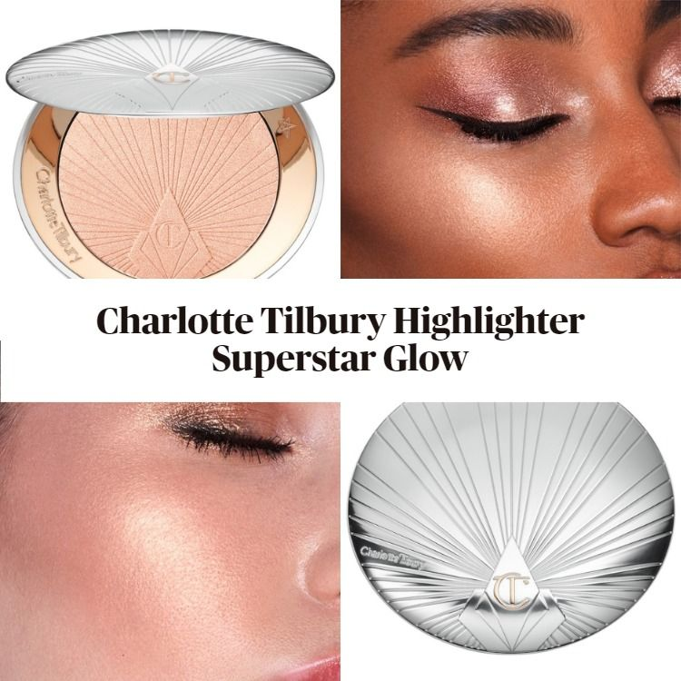 Sneak Peek! Charlotte Tilbury Highlighter Superstar Glow