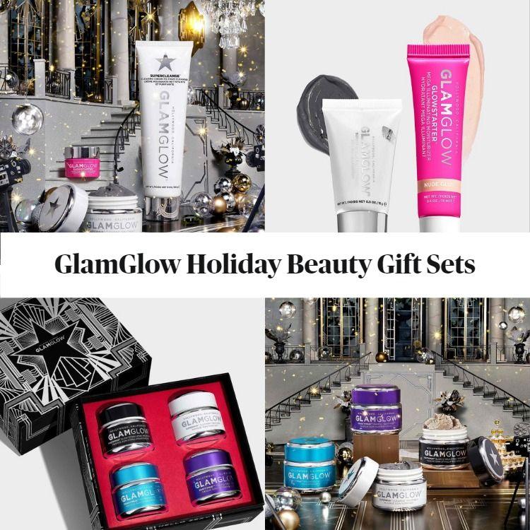 GlamGlow Holiday Makeup & Beauty Gift Sets