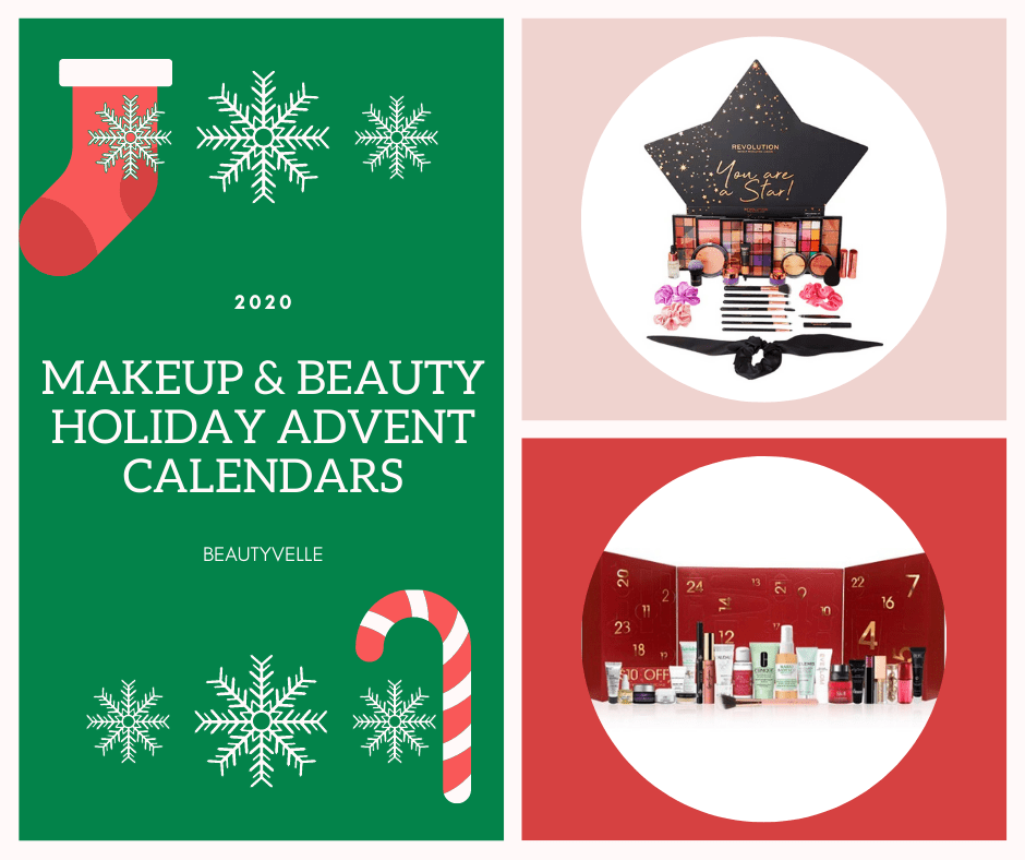 2020 Holiday Makeup And Beauty Advent Calendars - All The Latest News