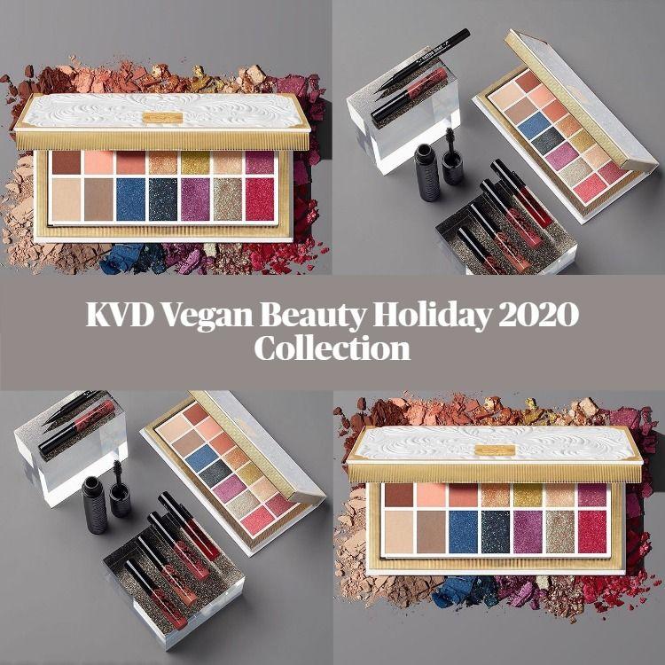 Sneak Peek! KVD Vegan Beauty 2020 Holiday Collection