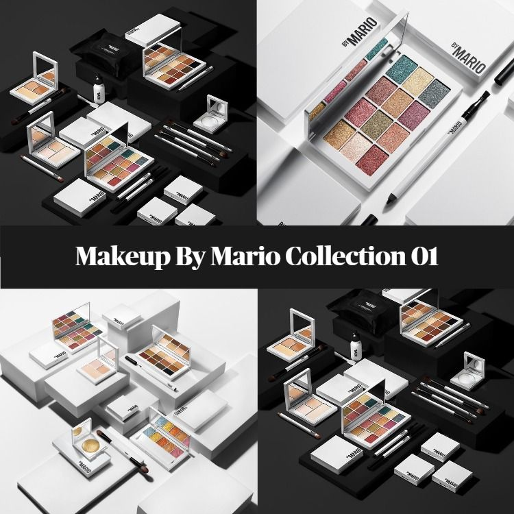 Sneak Peek! Makeup By Mario Collection 01