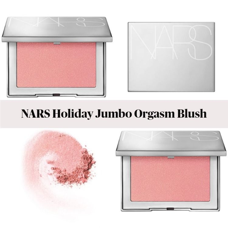 NARS Holiday 2020 Jumbo Orgasm Blush