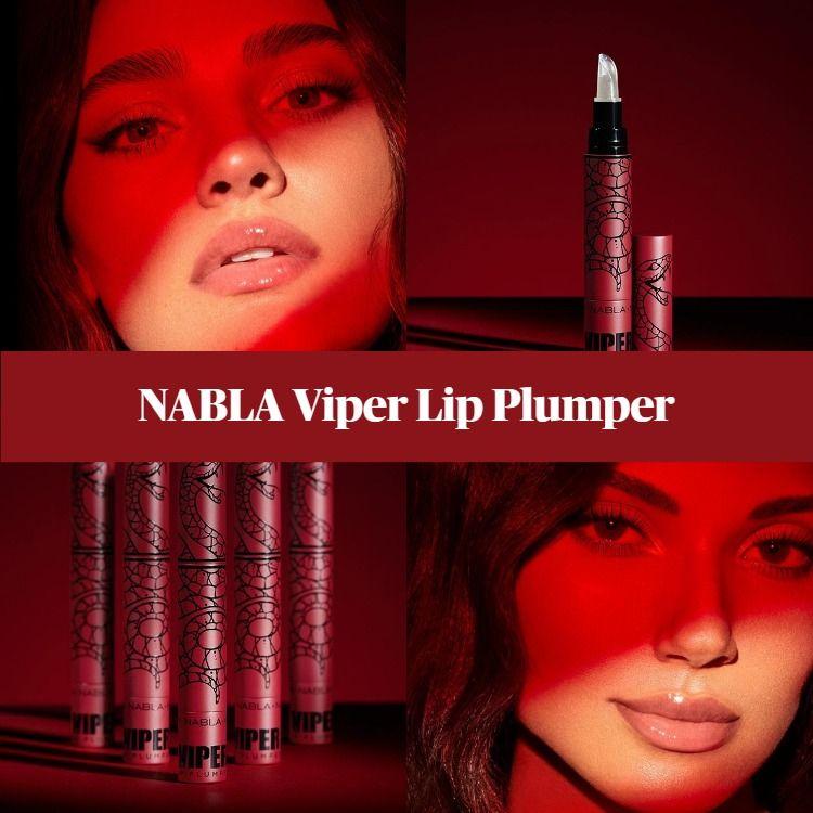 New! NABLA Cosmetics Viper Lip Plumper
