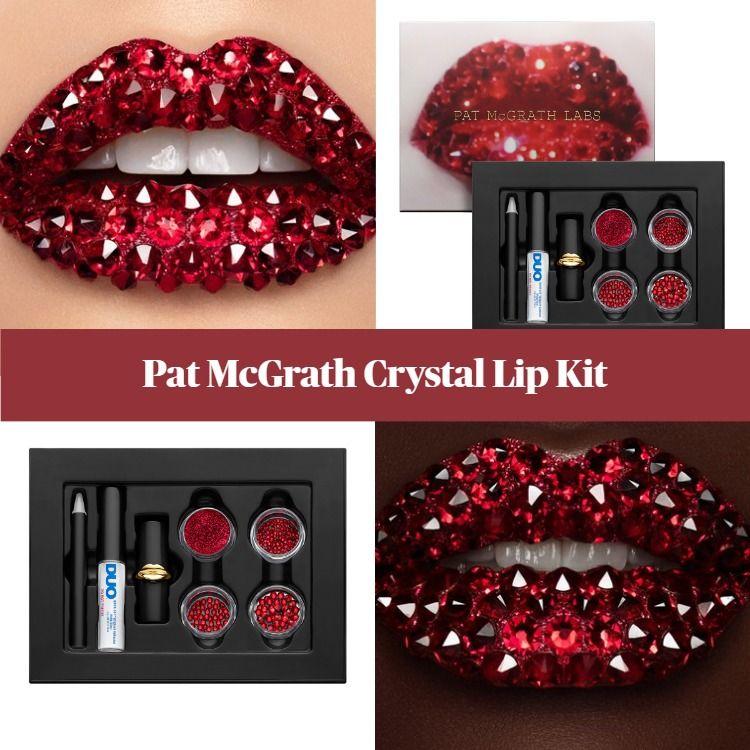 Sneak Peek! Pat McGrath Crystal Lip Kit