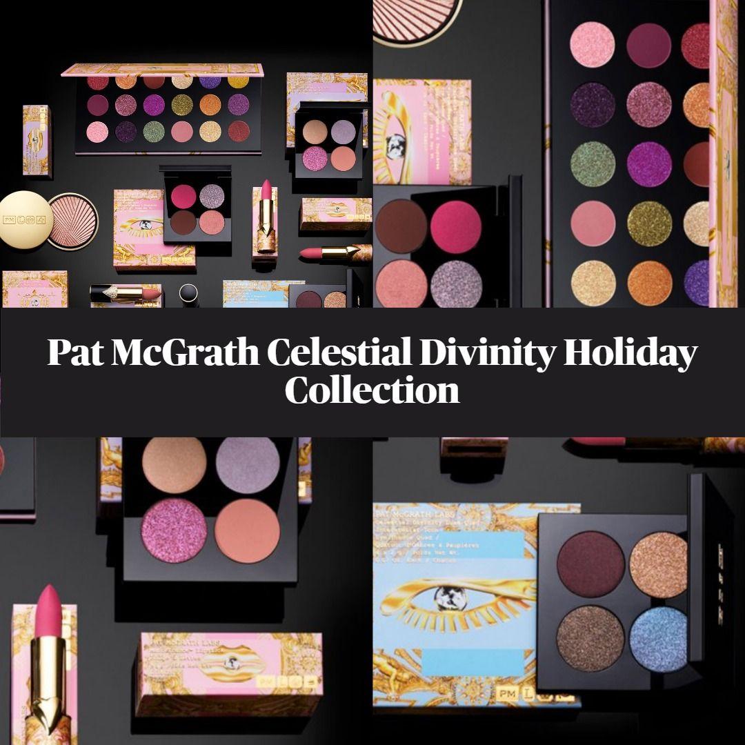 Sneak Peek! Pat McGrath Celestial Divinity Holiday Collection