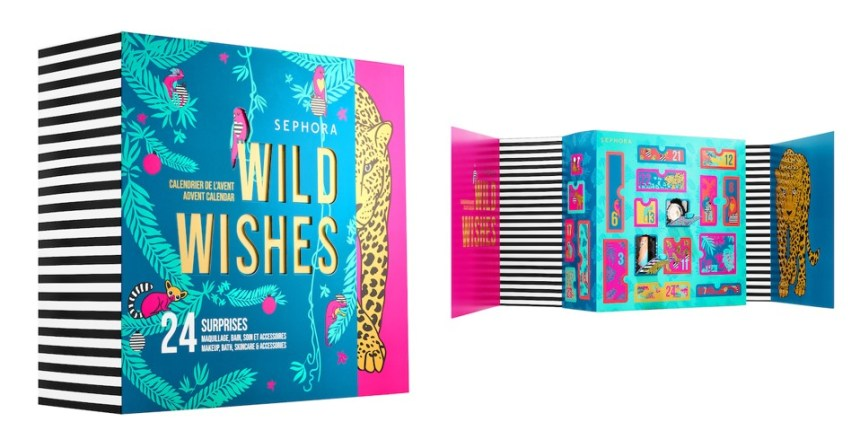 Sephora Collection Holiday 2020 Wild Wishes Advent Calendar - BeautyVelle |  Makeup News