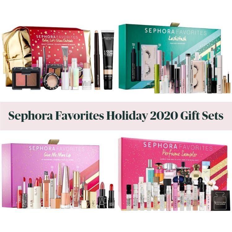 Sephora Favorites Holiday 2020 Makeup Gift Sets