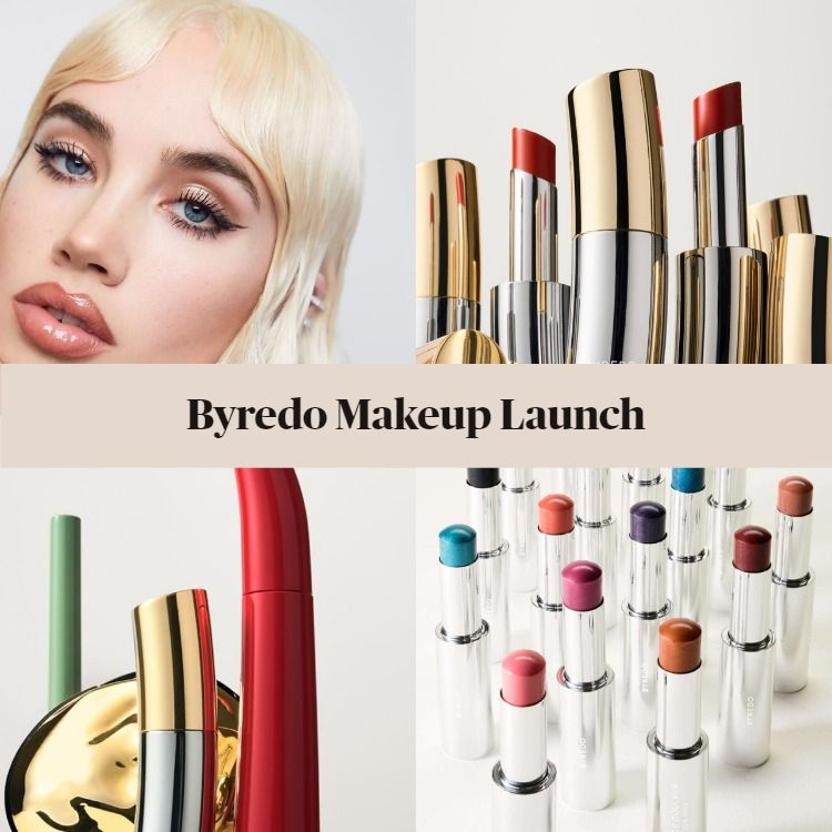 Introducing Byredo Makeup!  New Beauty Brand Launch