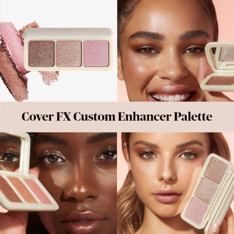 Cover FX Custom Enhancer Palette