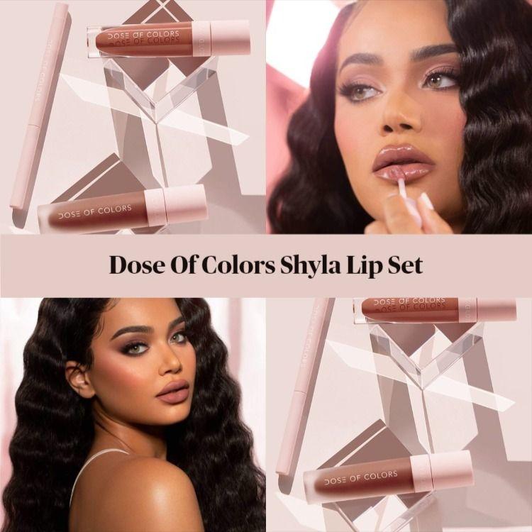 Dose Of Colors Shyla Lip Set