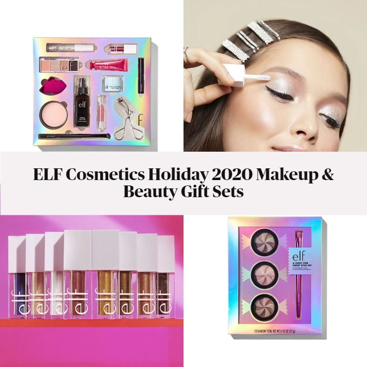 ELF Cosmetics Holiday 2020 Makeup & Beauty Gift Sets