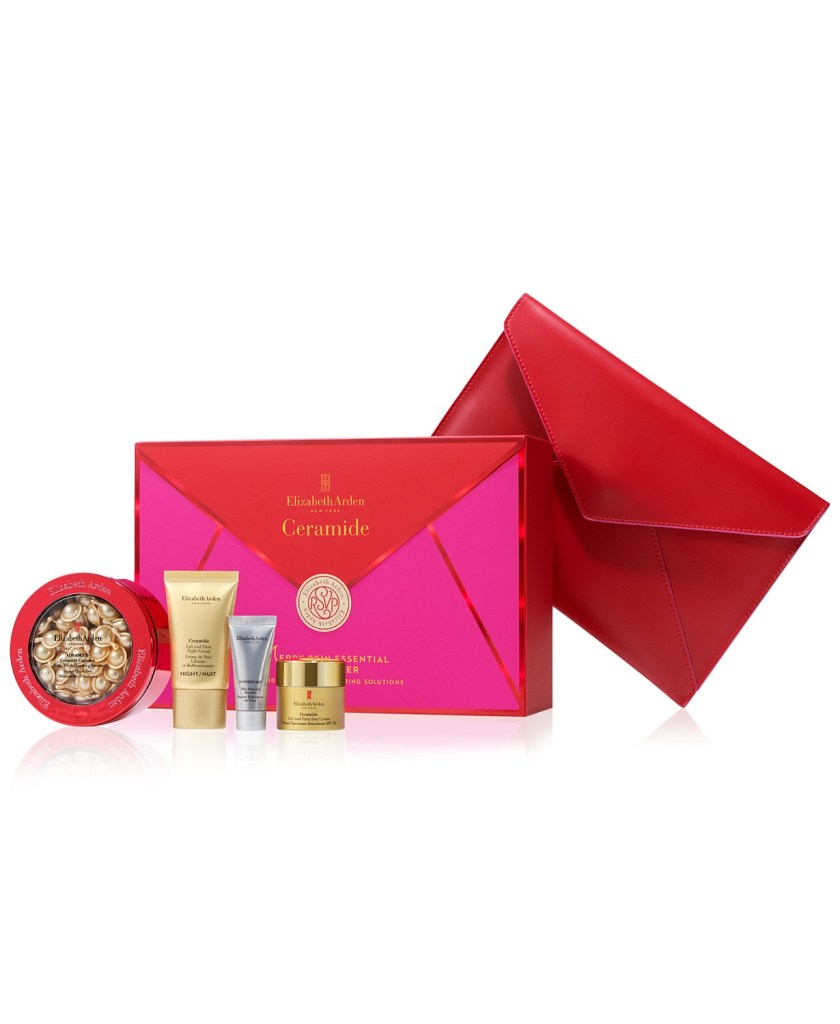 4-Pc. Ceramide Merry Skin Essential Replenisher Skincare Gift Set