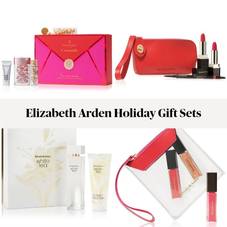 Elizabeth Arden Holiday Beauty Gift Sets