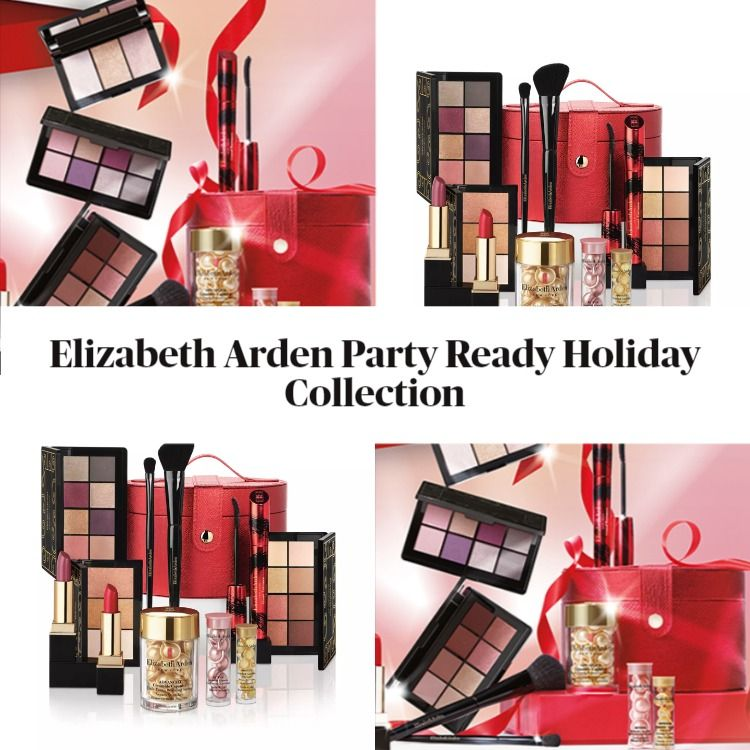 Elizabeth Arden Party Ready Holiday Collection