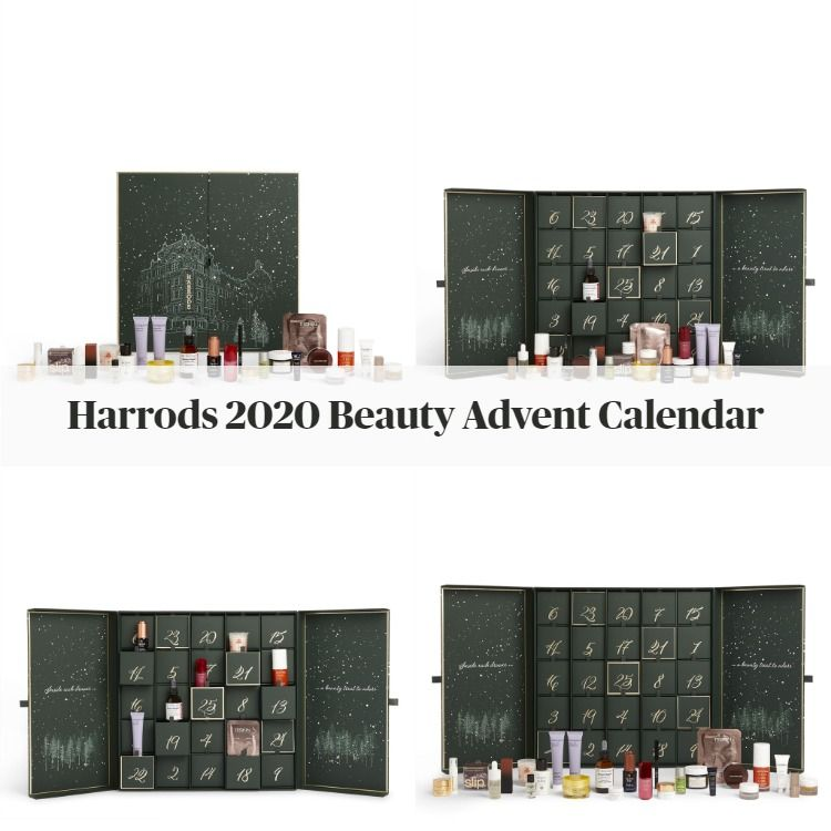 Harrods 2020 Beauty Advent Calendar