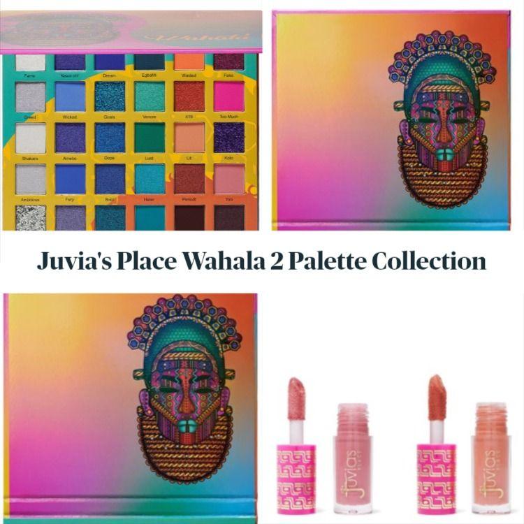 Sneak Peek! Juvia's Place Wahala 2 Palette Collection