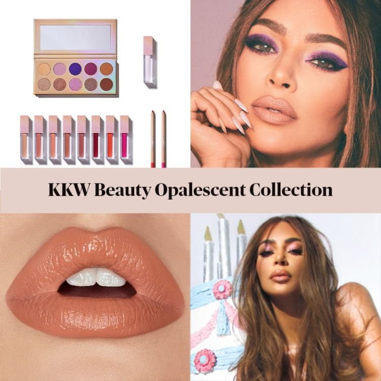 KKW Beauty Opalescent Collection