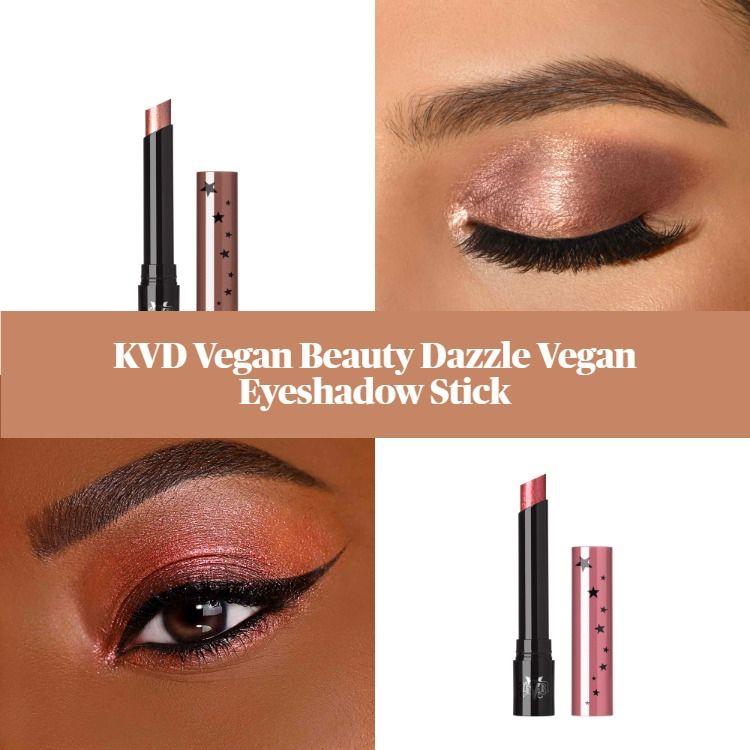 Sneak Peek! KVD Vegan Beauty Dazzle Vegan Eyeshadow Stick