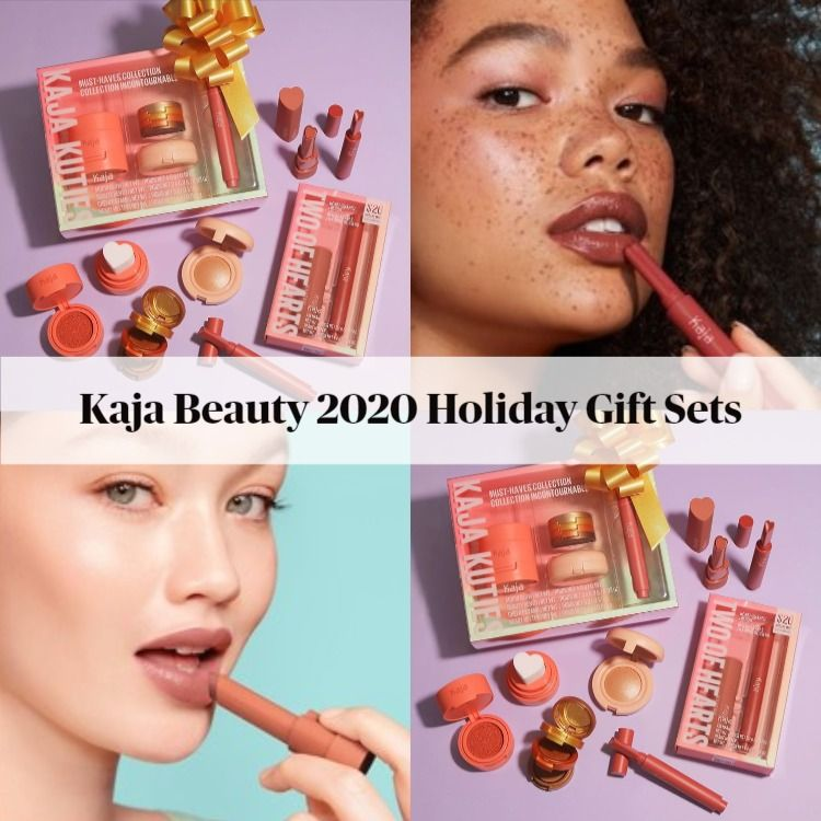 Kaja Beauty 2020 Holiday Gift Sets