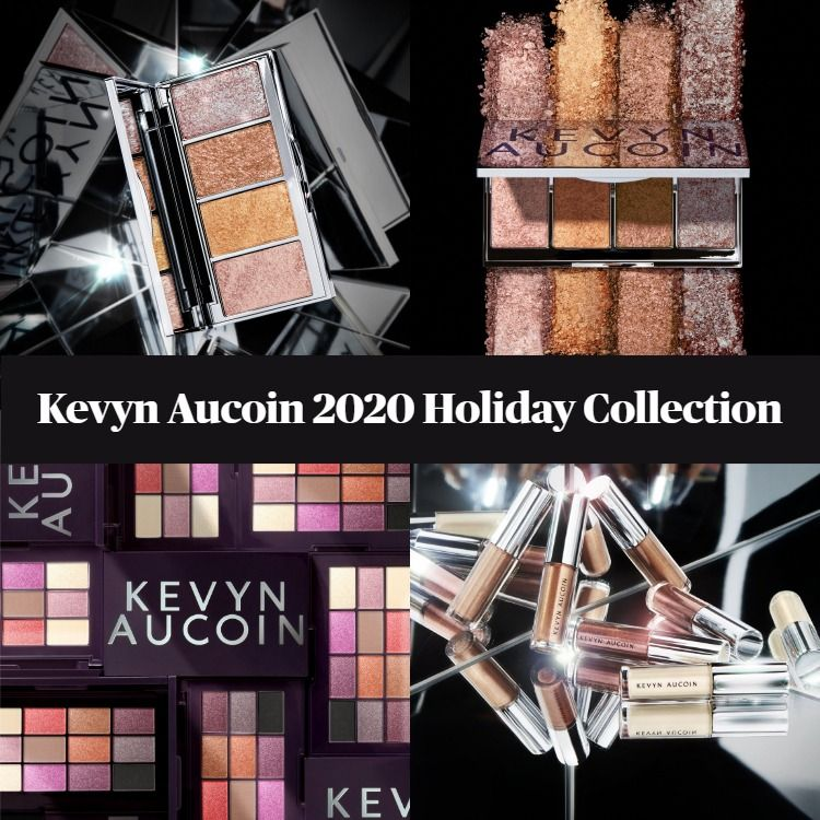 Kevyn Aucoin Beauty Holiday 2020 Collection