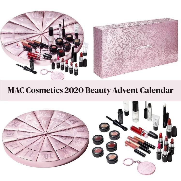 Sneak Peek! MAC Cosmetics 2020 Beauty Advent Calendar