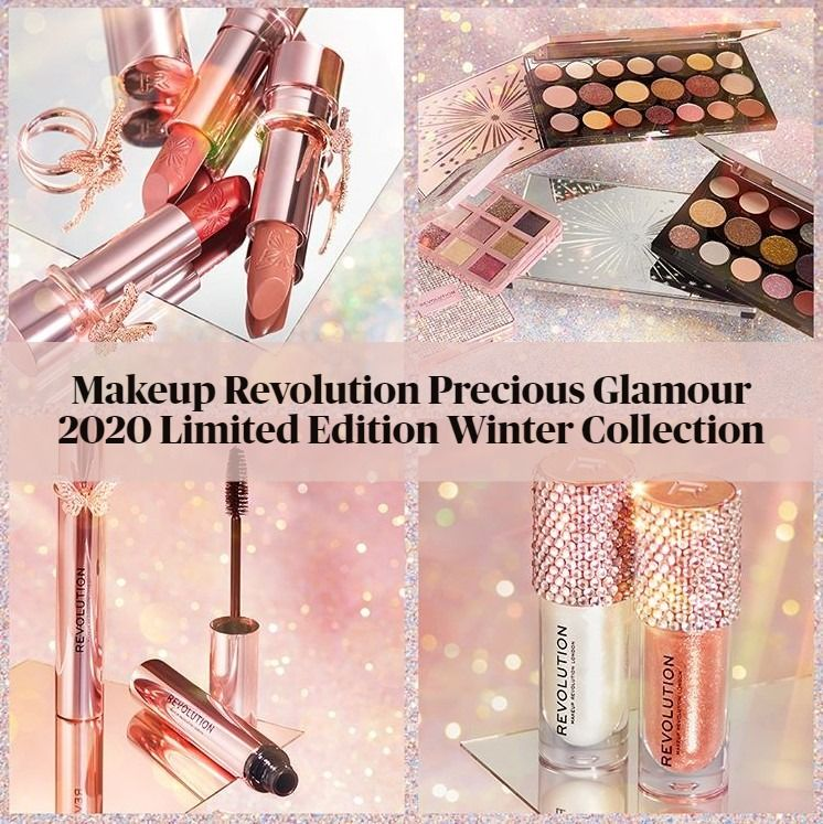 Makeup Revolution Precious Glamour 2020 Limited Edition Winter Collection