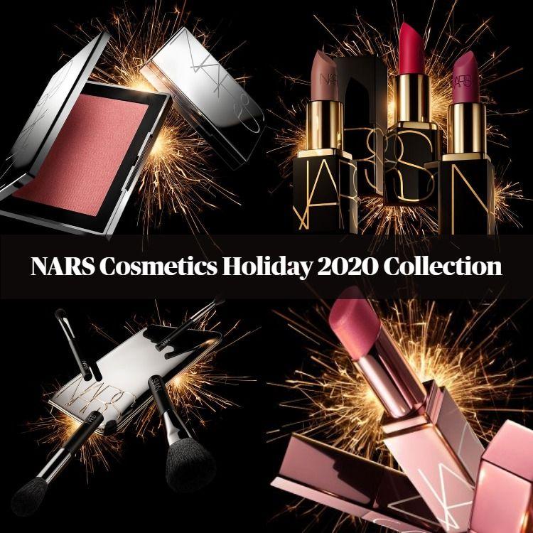 Sneak Peek! NARS Holiday 2020 Collection