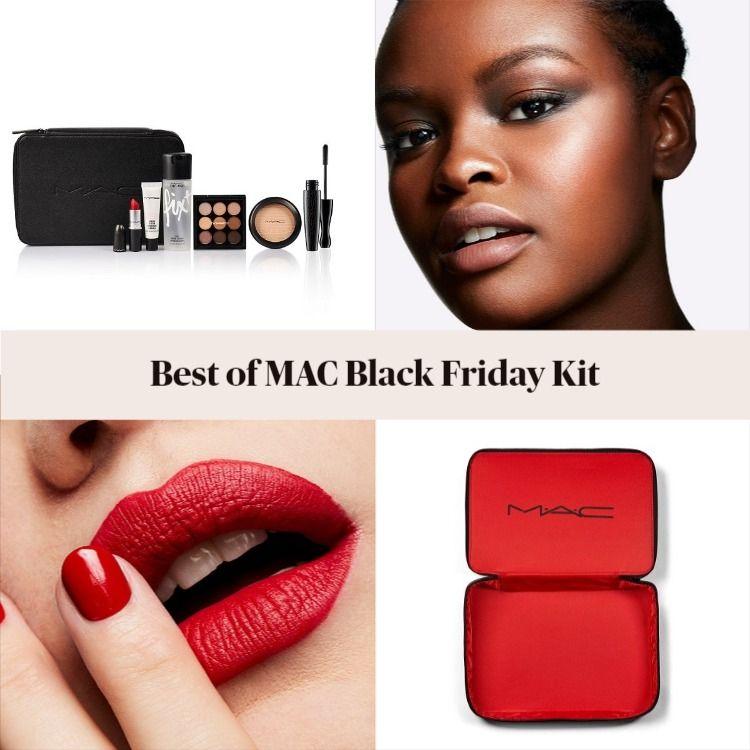 Trending Now! Best of MAC Black Friday Kit