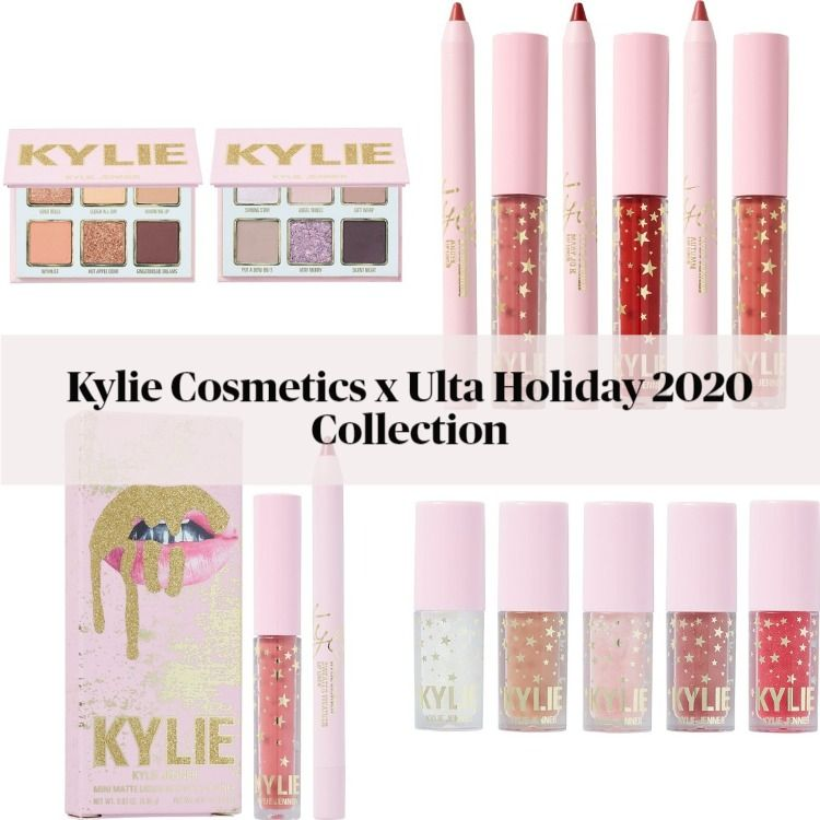 Kylie Christmas Collection 2021 Kylie Cosmetics X Ulta Holiday 2020 Collection Beautyvelle Makeup News