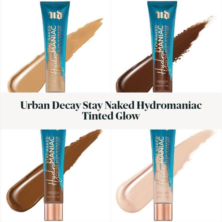 Stay Naked - Weightless Liquid Foundation 70CB   URBAN