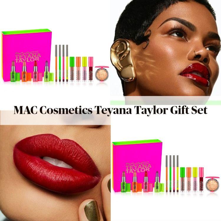 MAC Cosmetics Teyana Taylor Gift Set