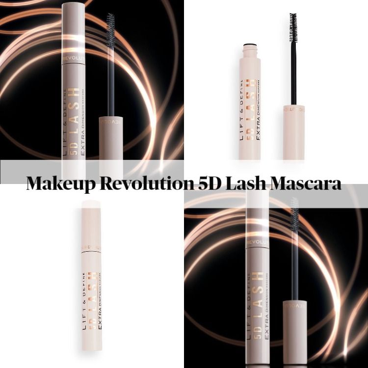 Makeup Revolution 5D Lash Mascara