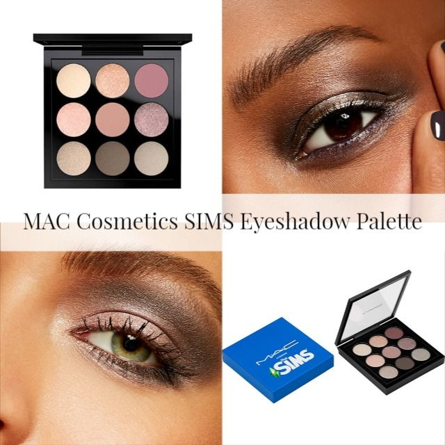 MAC Cosmetics SIMS Eyeshadow Palette