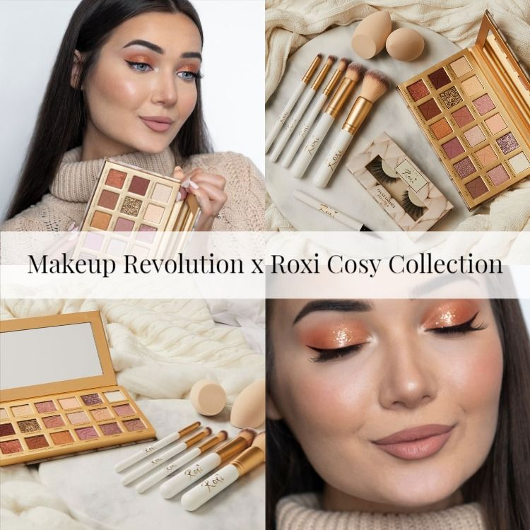 Makeup Revolution x Roxi Cosy Collection