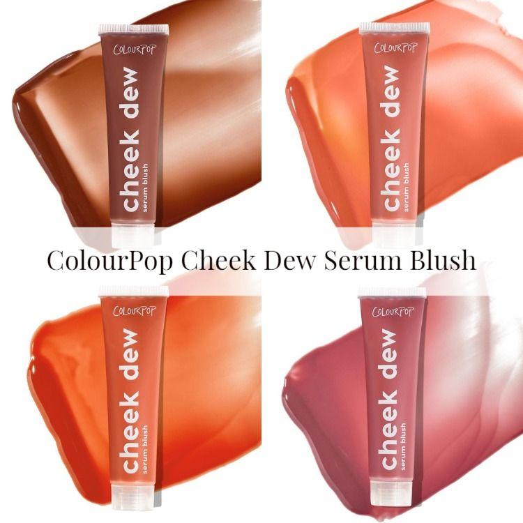 ColourPop Cheek Dew Serum Blush