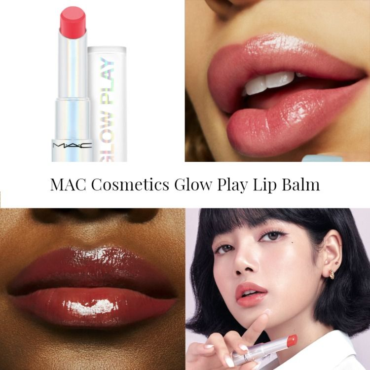 MAC Cosmetics Glow Play Lip Balm