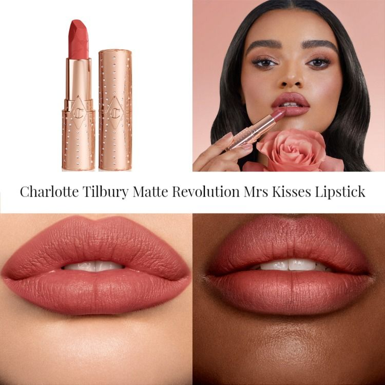 Charlotte Tilbury Look Of Love Matte Revolution Mrs Kisses Lipstick