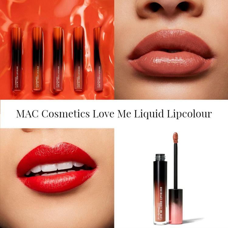Sneak Peek! MAC Cosmetics Love Me Liquid Lipcolour