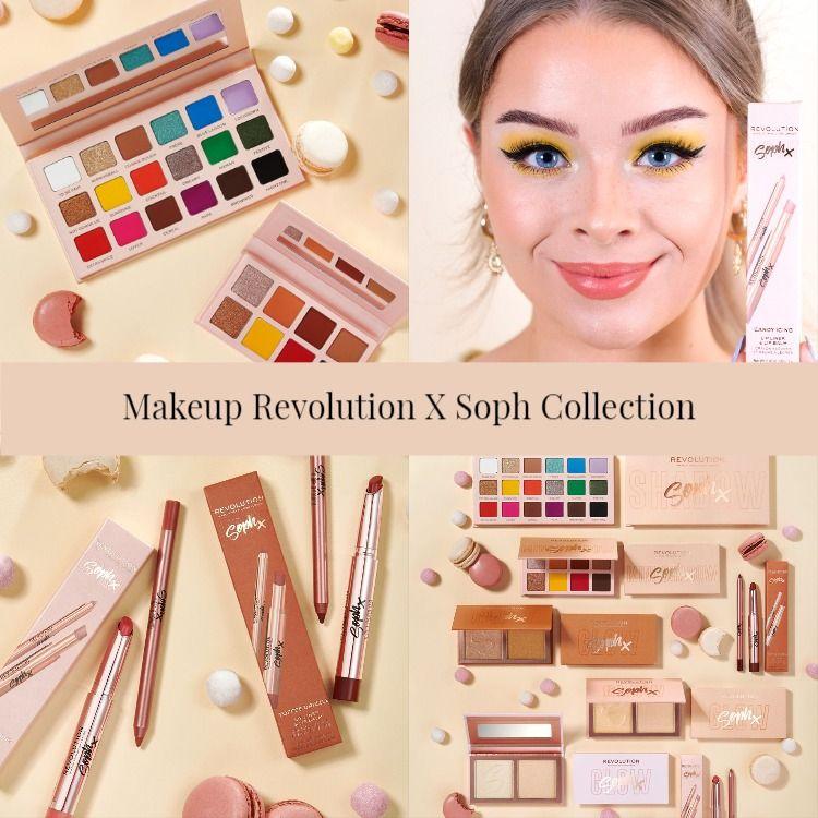 Makeup Revolution X Soph Collection