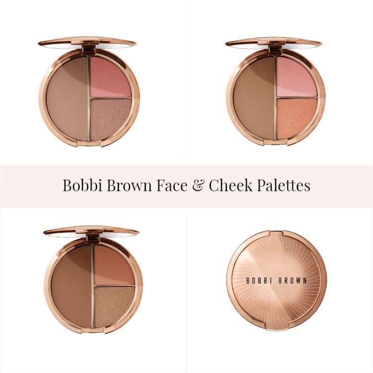 Bobbi Brown Face & Cheek Palettes