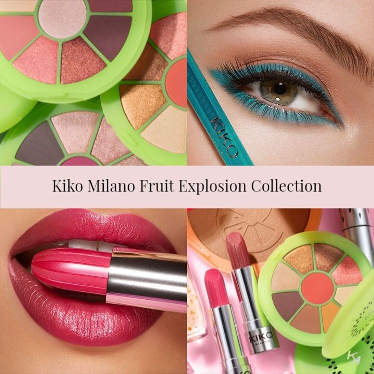 Kiko Milano Fruit Explosion Collection