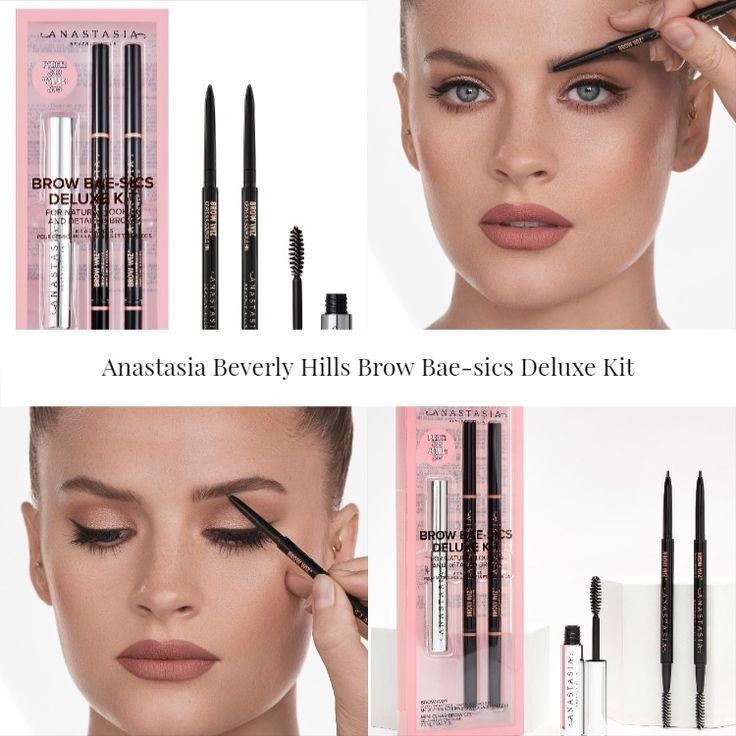 Anastasia Beverly Hills Brow Bae-sics Deluxe Kit
