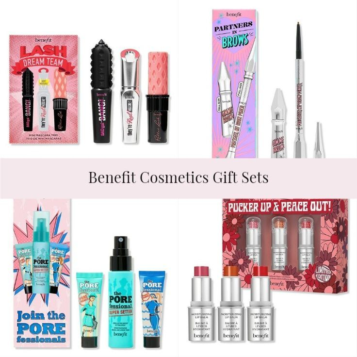 Benefit Cosmetics New Gift Sets Available