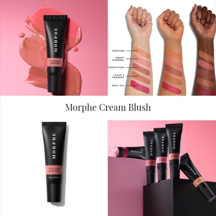 Morphe Cream Blush