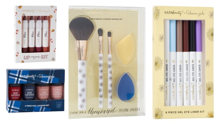 Ulta Beauty Collection X Gilmore Girls - BeautyVelle   Makeup News