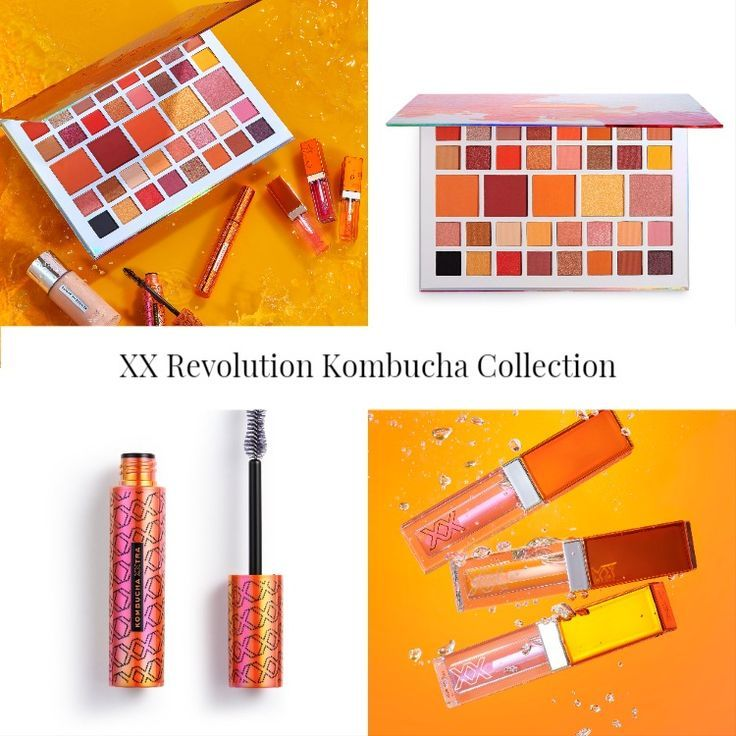 XX Revolution Kombucha Collection