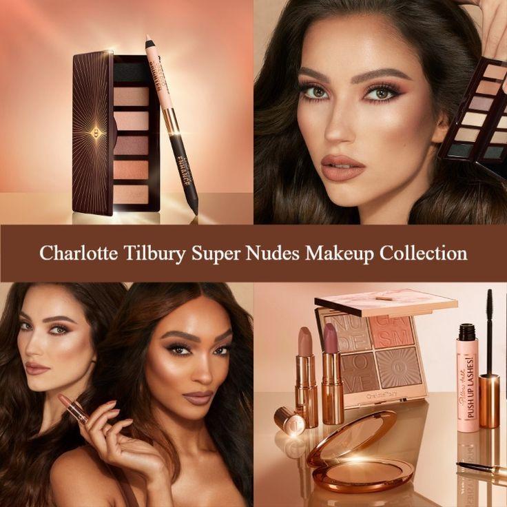 Sneak Peek! Charlotte Tilbury Super Nudes Makeup Collection